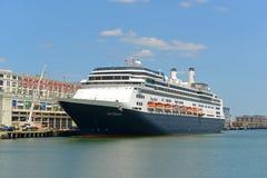 Barco de cruceros Rotterdam, Boston, los E.E.U.U. fotografía de archivo libre de regalías
