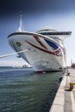 Barco de cruceros Ventura Fotografía de archivo