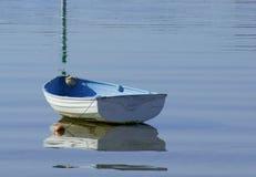 Barco de enfileiramento Fotografia de Stock