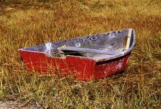Barco de fila Imágenes de archivo libres de regalías