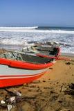 Barco de fileira Fotos de Stock Royalty Free