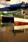 Barco de Fishings Fotografía de archivo libre de regalías