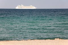Barco de Florida Fotografia de Stock