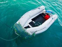 Barco de goma Imagenes de archivo