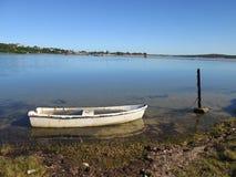 Barco de hundimiento Fotografía de archivo libre de regalías