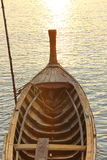 Barco de la industria pesquera Foto de archivo