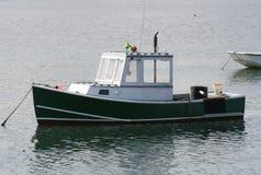 Barco de la langosta Fotos de archivo libres de regalías