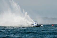Barco de la velocidad Imágenes de archivo libres de regalías