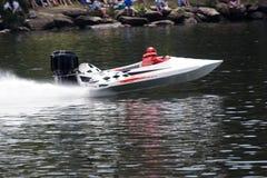 Barco de la velocidad Fotos de archivo