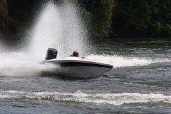 Barco de la velocidad fotografía de archivo