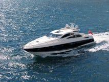 Barco de la velocidad Imagenes de archivo
