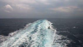 Barco de la velocidad metrajes