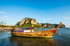 Barco de Longtail Fotos de archivo libres de regalías