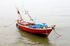 Barco de los pescadores Fotografía de archivo
