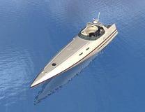 Barco de lujo Foto de archivo