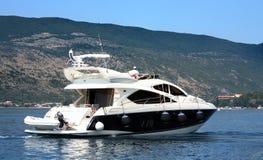 Barco de lujo Foto de archivo libre de regalías