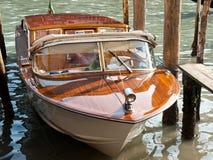 Barco de madeira Fotografia de Stock Royalty Free