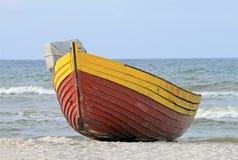 Barco de madera Fotografía de archivo