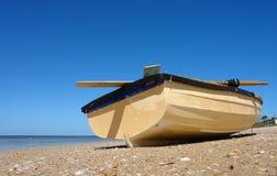 Barco de madera Imagen de archivo libre de regalías