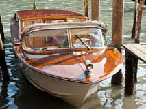 Barco de madera Fotografía de archivo libre de regalías