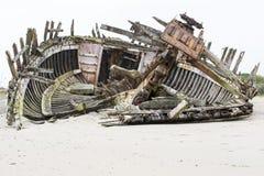 Barco de madera de Werck Fotografía de archivo