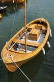 Barco de madera rústico Suecia Fotos de archivo