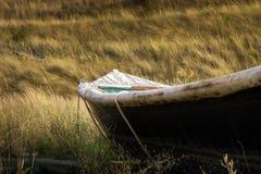 Barco de madera viejo Fotografía de archivo libre de regalías