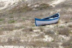 Barco de madera viejo Foto de archivo