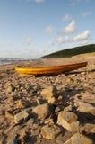 Barco de madera viejo Imagen de archivo libre de regalías