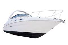 Barco de motor del pasajero fotografía de archivo libre de regalías