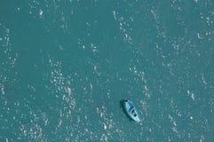 Barco de Nápoles foto de stock royalty free