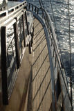 Barco de navegación de madera Fotografía de archivo libre de regalías