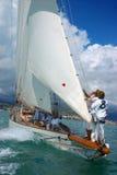 Barco de navegación viejo Fotografía de archivo libre de regalías