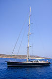 Barco de navegación de lujo Fotos de archivo