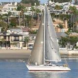Barco de navigação. Imagens de Stock Royalty Free