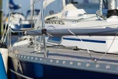 Barco de navigação brilhante Imagem de Stock