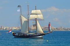 Barco de navigação clássico Imagem de Stock Royalty Free