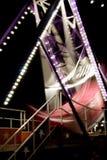Barco de oscilación del carnaval Fotografía de archivo libre de regalías