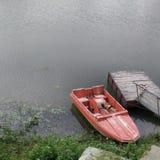 Barco de pá Imagem de Stock Royalty Free