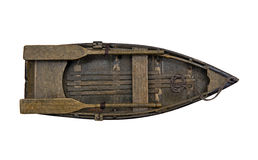 Barco de paleta de madera Fotos de archivo