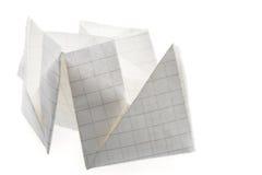 Barco de papel foto de archivo libre de regalías