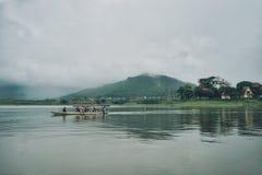 Barco de pasajero Imagenes de archivo