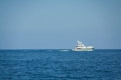 Barco de pesca Foto de Stock