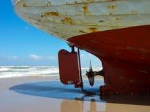 Barco de pesca Imagens de Stock Royalty Free