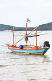 Barco de pesca. Imagens de Stock Royalty Free