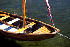 Barco de pesca Fotografía de archivo libre de regalías