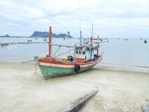 Barco de pesca Imagem de Stock Royalty Free