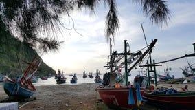 Barco de pesca Imagen de archivo libre de regalías