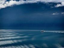 Barco de pesca de Alaska Foto de Stock Royalty Free