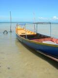 Barco de pesca do samui de Ko Imagem de Stock